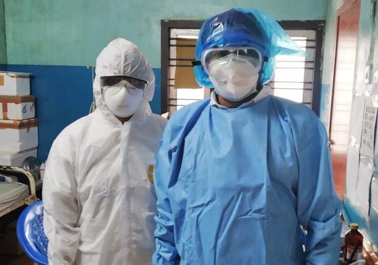 PPE für medizinisches Personal